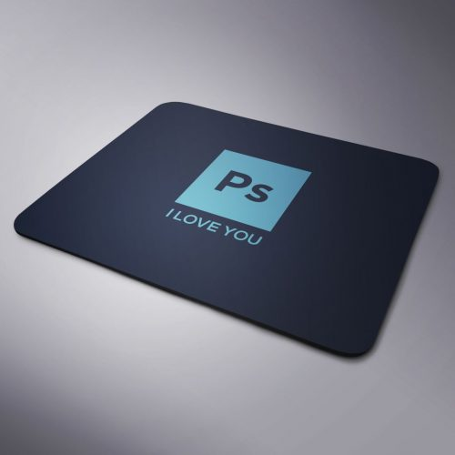 Photoshop mouse pad