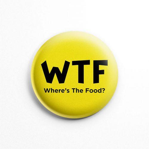 Foodie badge image
