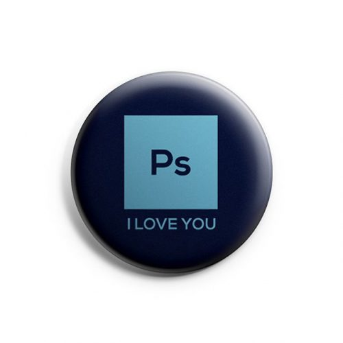 Photoshop badge image