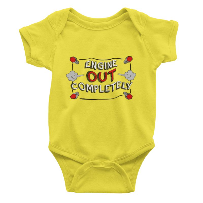 engine-out-completely-baby-romper-image