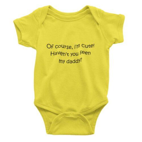 i-am-cute-baby-romper-image