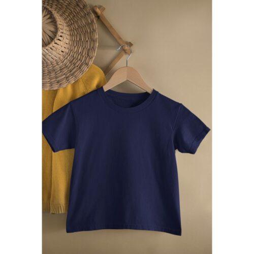navy-blue-kids-tshirt-plain-image-