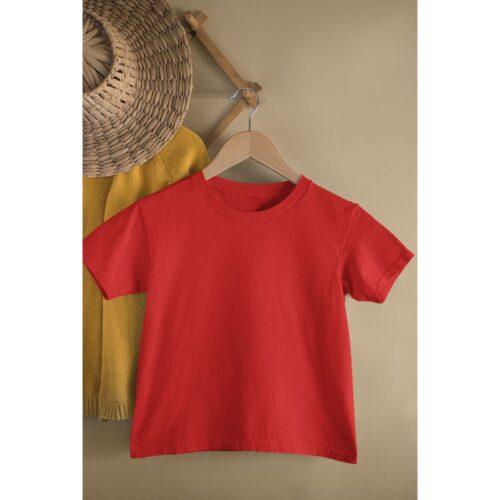 red-kids-tshirt-plain-image-