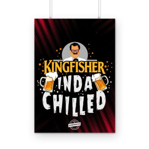 KINGFISHER-INDA-CHILLED-POSTER-MYDESIGNATION