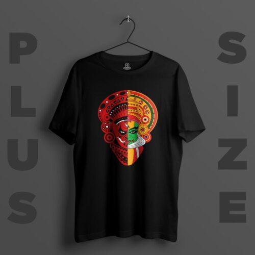 theyyam-plus-size-tshirt-mydesignation-mockup