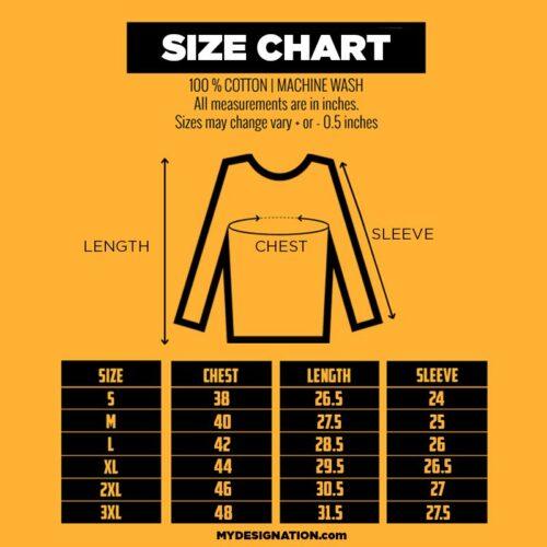 full-sleeve-tshirts-size-chart-mydesignation-