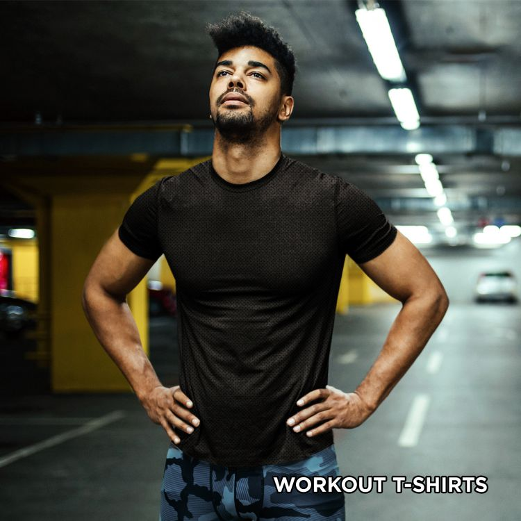Work out Tee